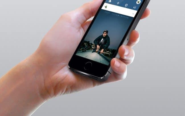 stay illuminated - ynoe - instagram ad design