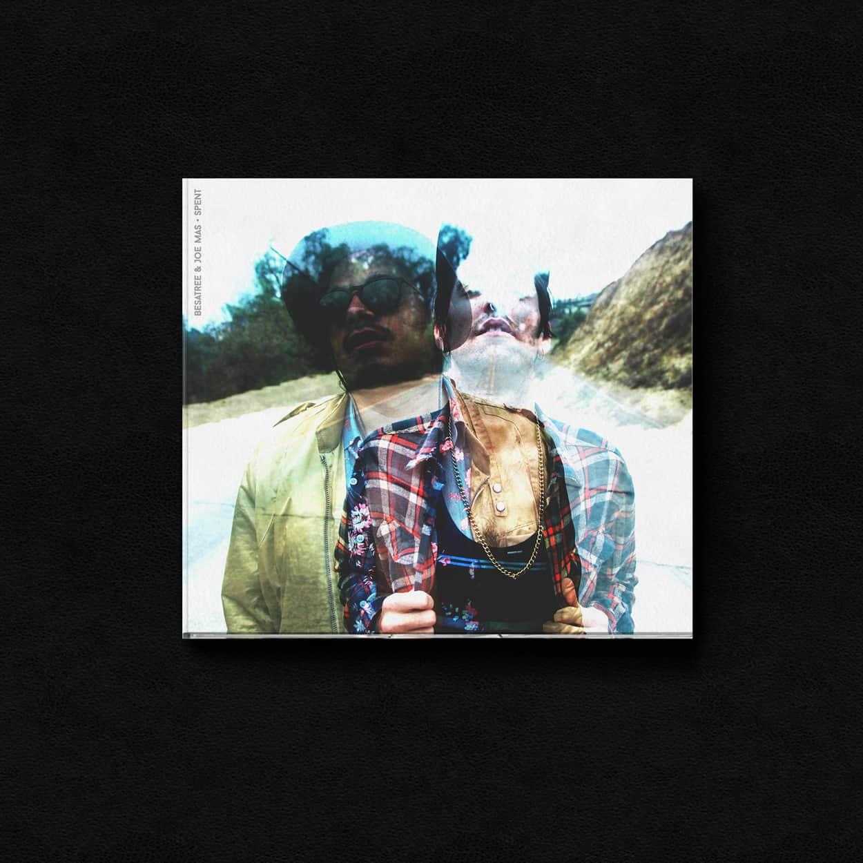 spent - album art design - front