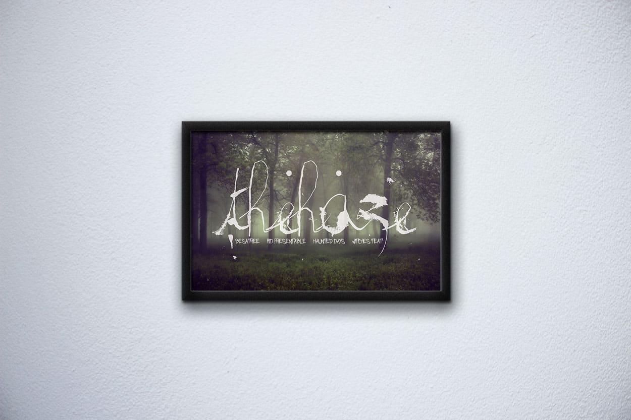 thehaze - poster design