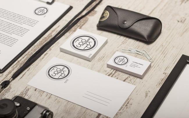 folk grp - logo design - glyph design