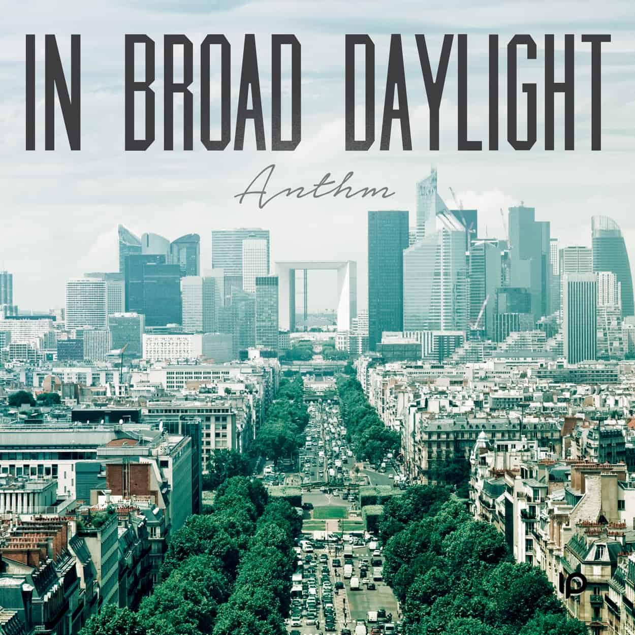 in broad daylight - album art design