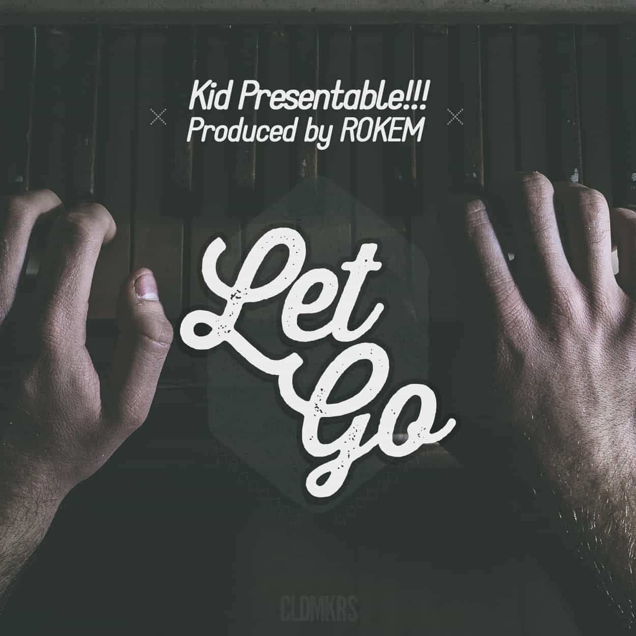 lets go - album art design