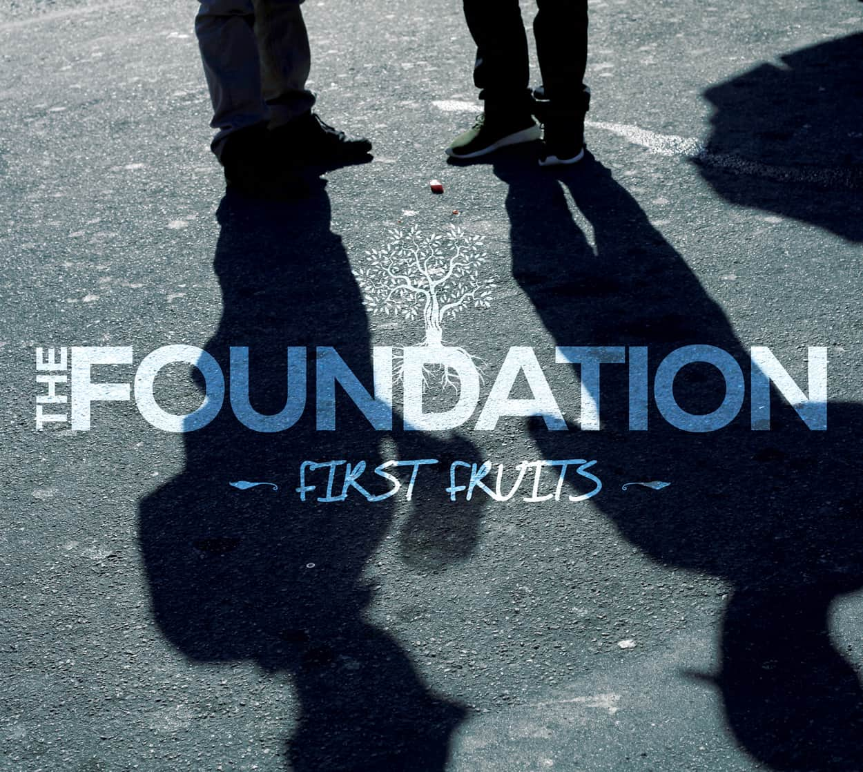the foundation - album art design - front