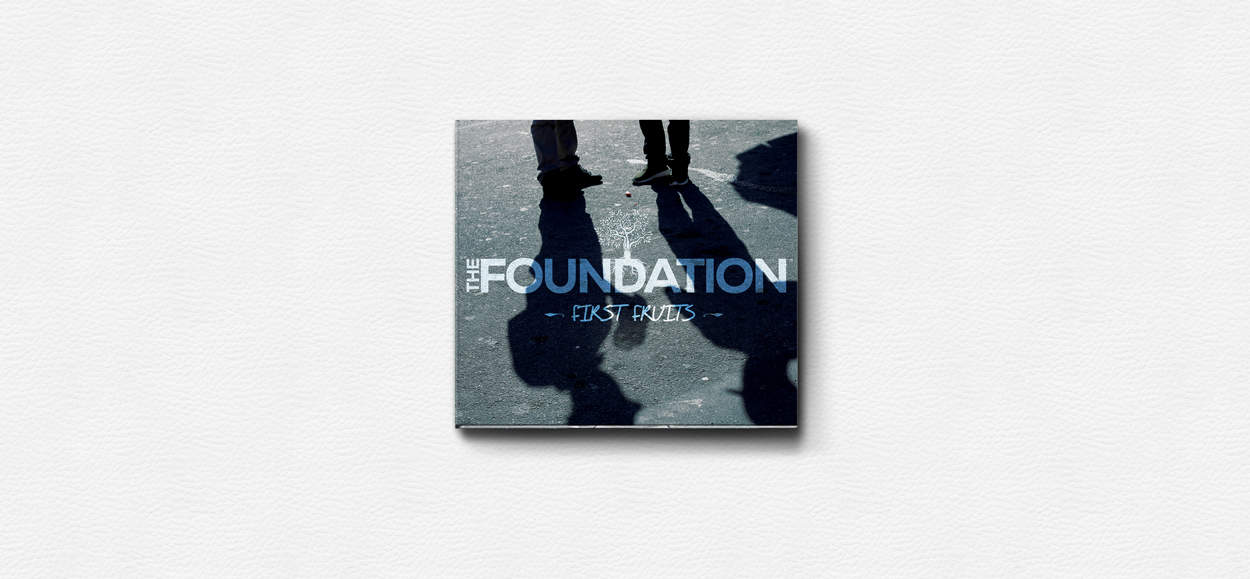 the foundation - album art design - front - photo