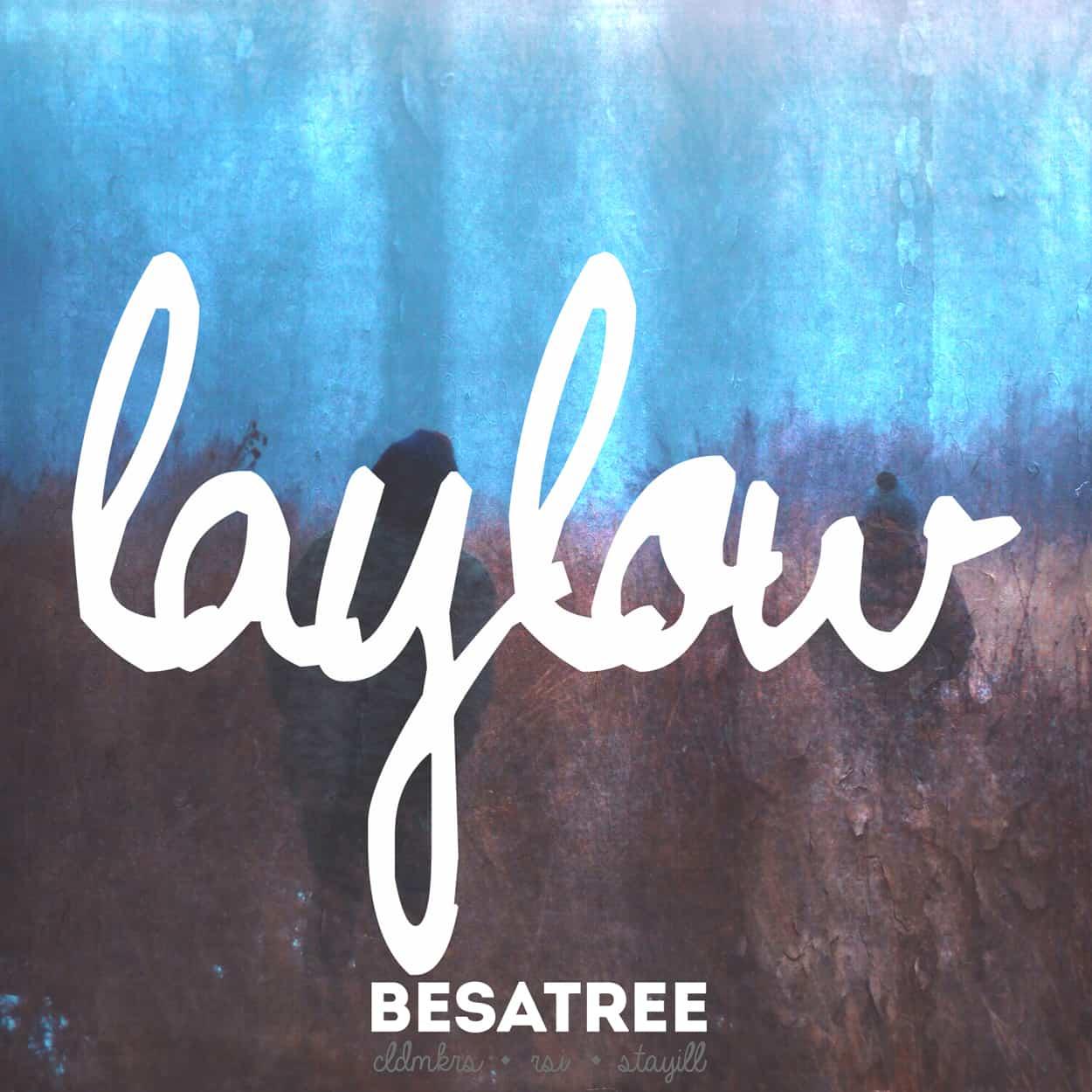 lay low - album art design