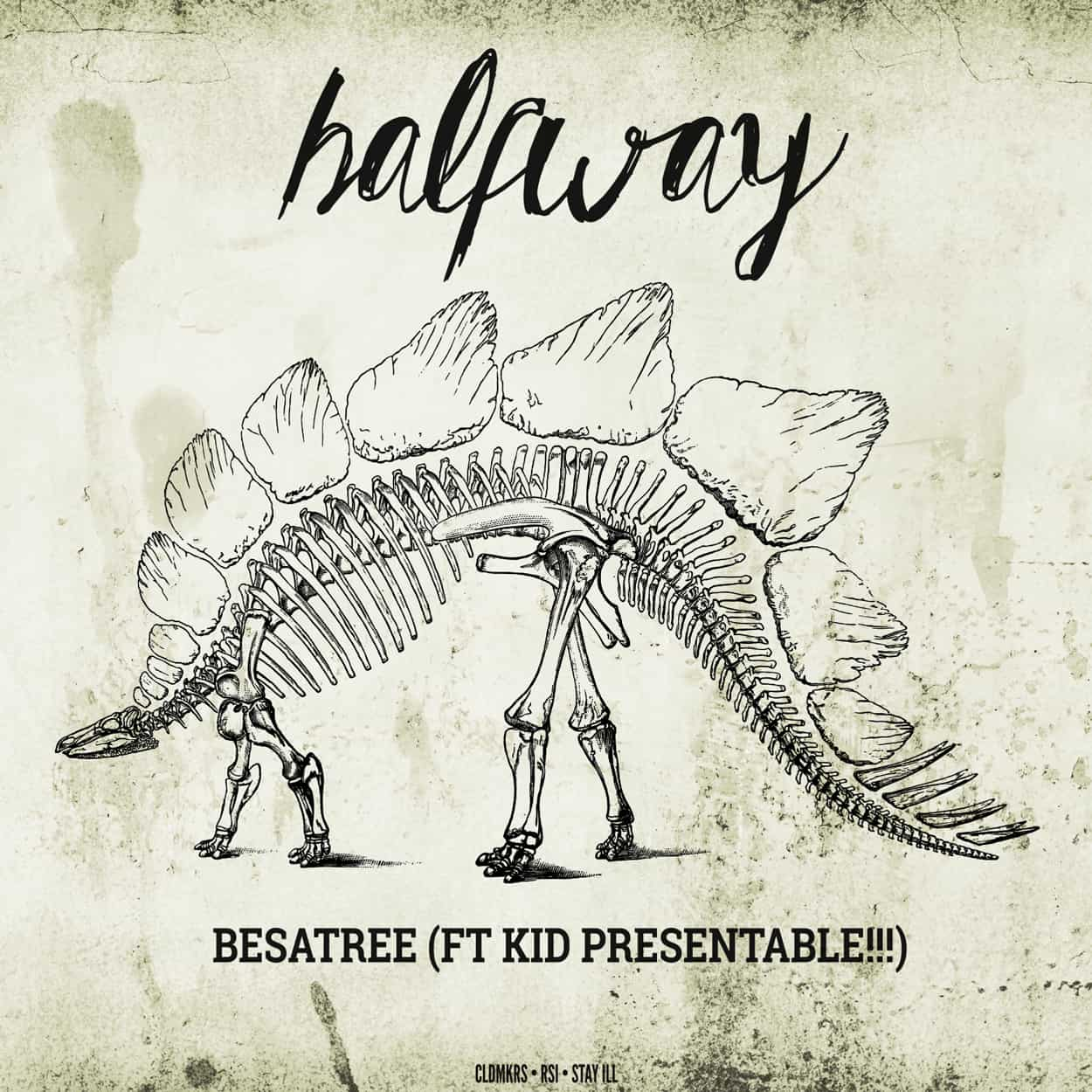 halfway - album art design