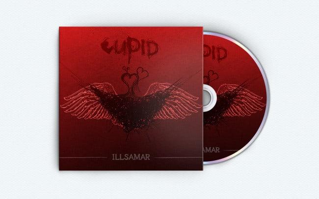 illsamar - cupid - album art design