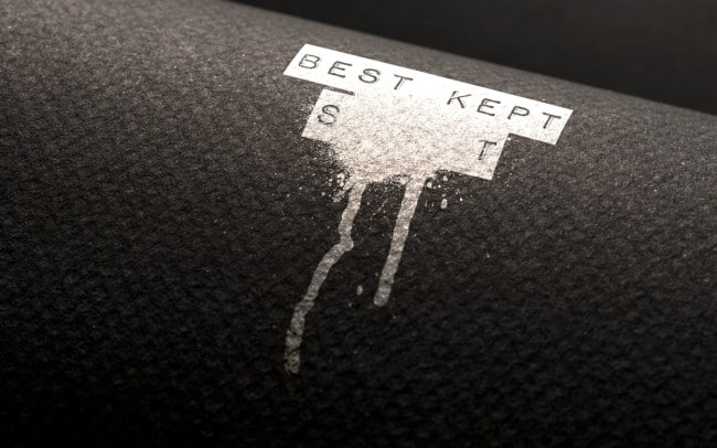 best kept secret - logo design
