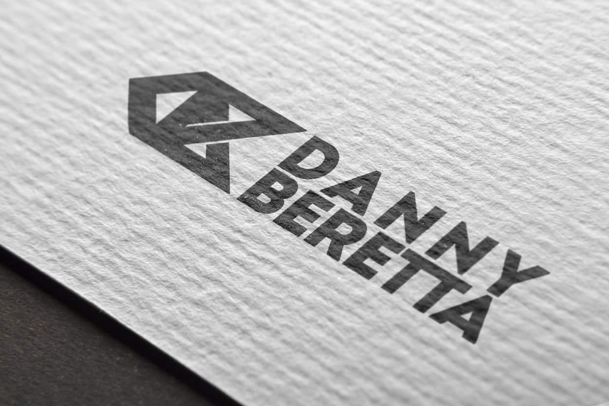 danny beretta - logo design