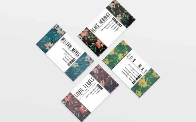 rsi - business card designs