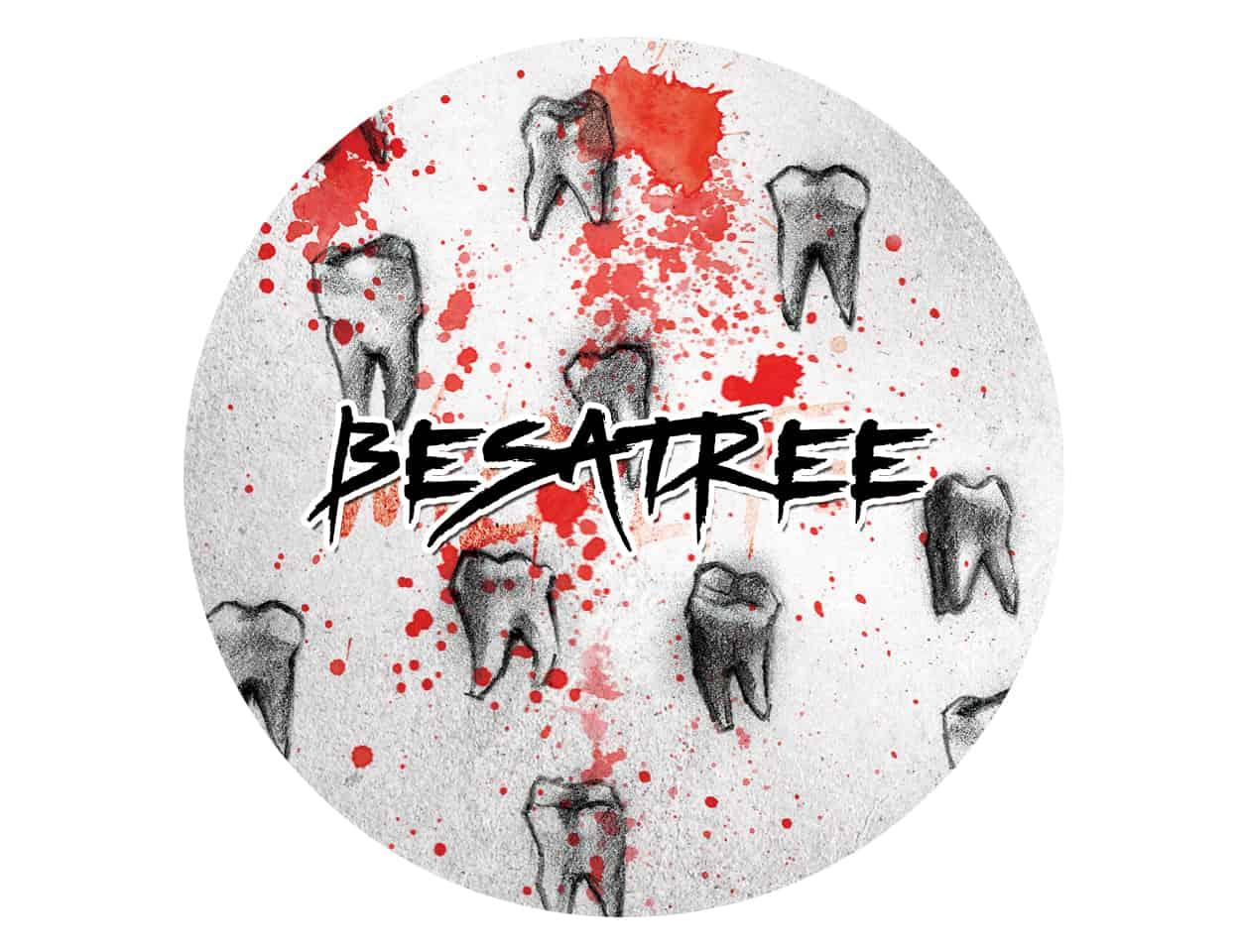 besatree - wildlife - button design