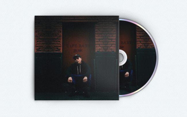 ynoe - tape baby - album art design