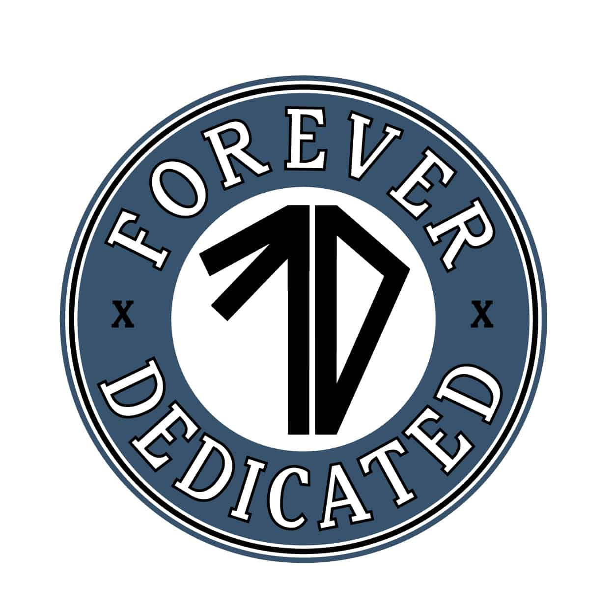 forever dedicated - classic - skateboard design