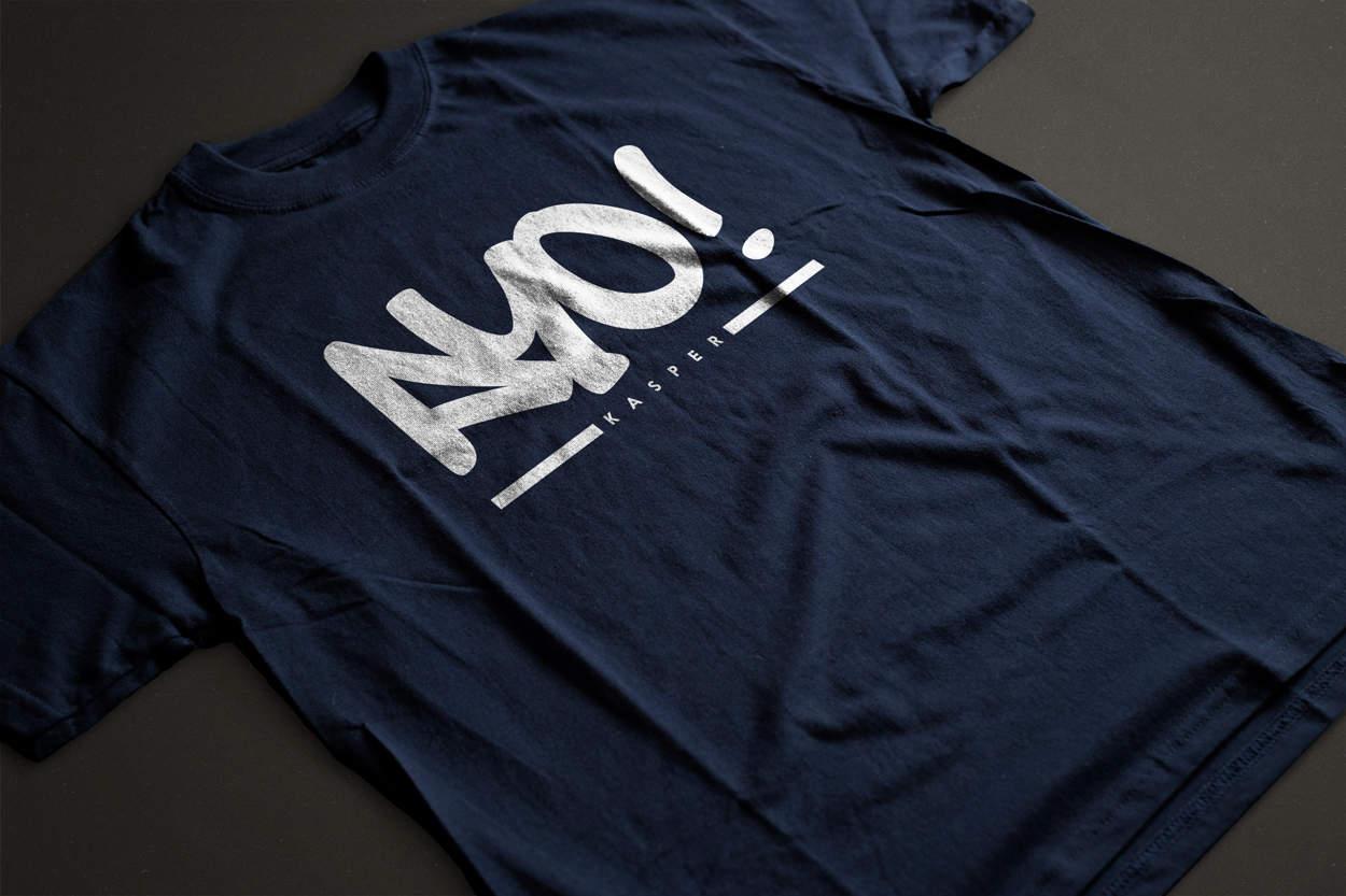 kasper - ayo - shirt design