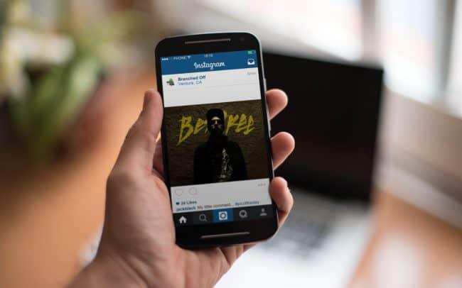 Besatree - Instagram Ad Design